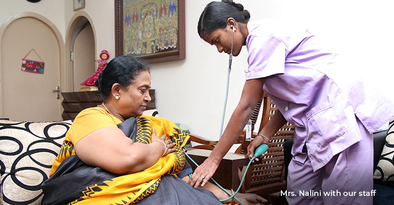 Home Attendant For Elderly In Chennai